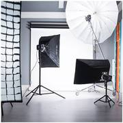 Two photography studio to rent at great price of €20 per hour.